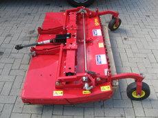 Gebrauchte  Profirasenmäher: Ferrari - 4-Scheiben-Kombi-Mulchmähwerk 165cm (gebraucht)
