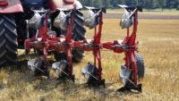 Pflüge: Metal-Fach - 4-furchige Drehpflüge mit hydraulischer Non-Stop-Schutzvorrichtung U061