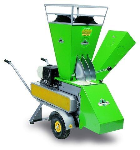 Gebrauchte                                          Gartenhäcksler:                     Herkules - 4000 Pro Honda (gebraucht)