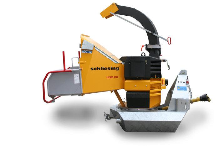 Holzhacker:                     Schliesing - 400ZX 270°