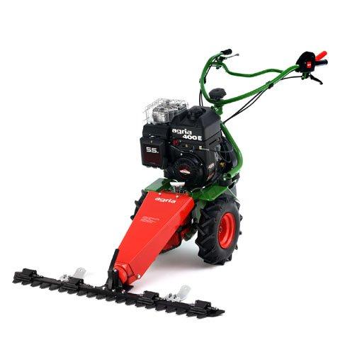 Einachser:                     agria - 400 E (Grundmaschine ohne Anbaugeräte)