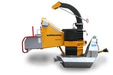 Holzhacker: Schliesing - 400 ZX 270°