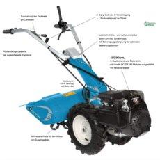 Einachsschlepper: Bertolini - 316 (Dieselmotor, Grundgerät ohne Bereifung und Anbaugerät)