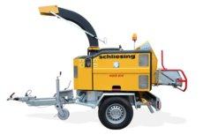 Holzhäcksler: Schliesing - 425 EX