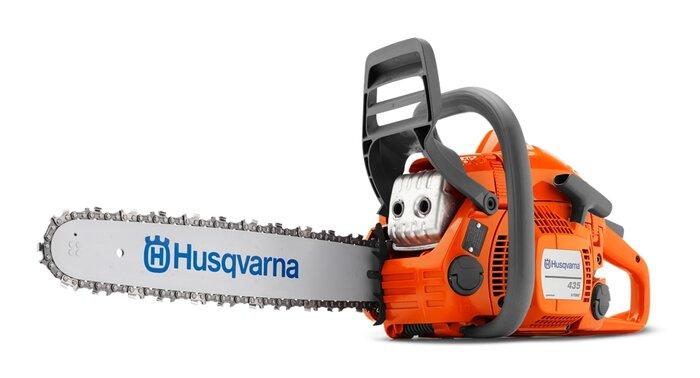 Angebote                                          Motorsägen:                     Husqvarna - 435 - Motorsäge (Aktionsangebot!)