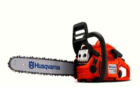 Farmersägen:                     Husqvarna - 435e