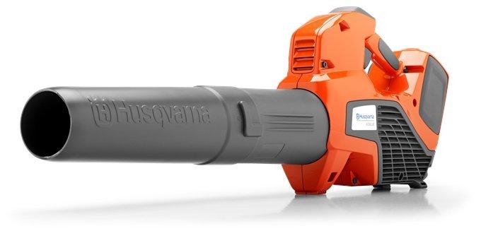 Laubbläser:                     Husqvarna - 436 LiB inkl. BLi 200 + Ladegerät QC 80