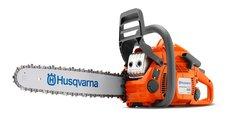 Gebrauchte Motorsägen: Husqvarna - 440e II X-Torq = HOLZMACHER-SUPER-PROFI'T'NESS in PERFEKTION  (gebraucht)