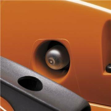 Smart Start®  Motor und Starter wurden so entwickelt, dass sich die Maschine mit minimalem Kraftaufwand starten lässt. Der Widerstand im Starterseil wurde um bis zu 40% reduziert.