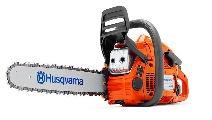 """Angebote                                          Motorsägen:                     Husqvarna - 450e (15"""") II (Aktionsangebot!)"""