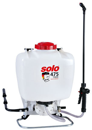 Sprühgeräte:                     Solo - 475 Classic