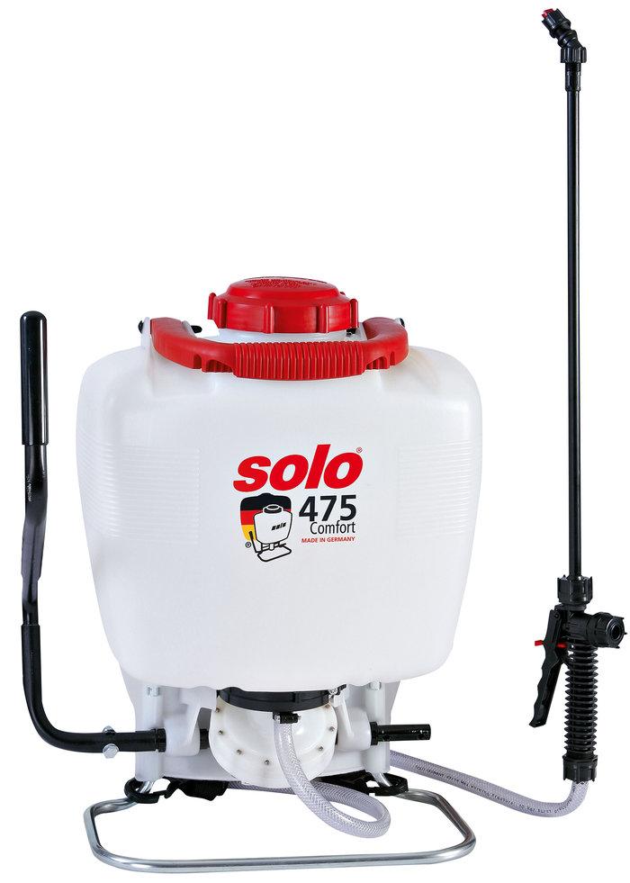 Sprühgeräte:                     Solo - 475 Comfort
