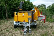 Holzhäcksler: Schliesing - 495 TX
