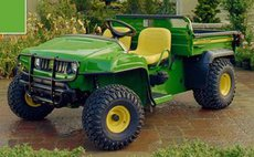 Allzwecktransporter: John Deere - 4x2 TE Electric Gator (ohne Batterie)
