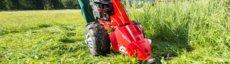 Balkenmäher: agria - agria 5400 (Grundgerät ohne Mähbalken)