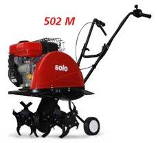 Motorhacken: solo by AL-KO  - 502 M