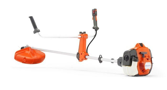 Gebrauchte                                          Freischneider:                     Husqvarna - 525RX Freischneider mit Ausstellungs-Neugerät EXZELLENT SPAREN (gebraucht)