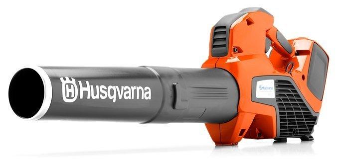 Akkulaubbläser & -sauger:                     Husqvarna - 525iB inkl. Akku und Ladegerät