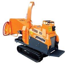 Gebrauchte  Gartenhäcksler: Jensen - A 540 auf Achse (gebraucht)