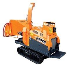 Holzhacker: Jensen - A530 XL Holzhacker auf Fahrgestell