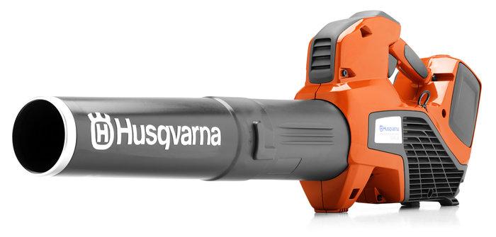 Laubbläser:                     Husqvarna - 536 LiB