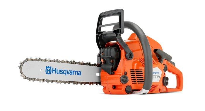 """Profisägen:                     Husqvarna - 543 XPG® (15"""")"""