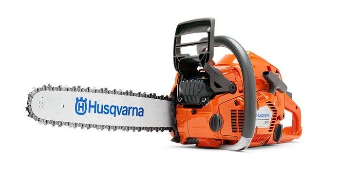 Mieten                                          Farmersägen:                     Husqvarna - 545 (mieten)