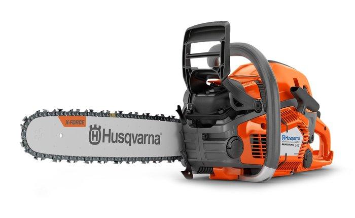 """Motorsägen:                     Husqvarna - 545 (15"""") Mark II"""