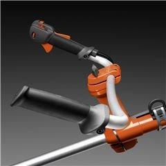 Verstellbarer Zweihandgriff Ergonomischer, verstellbarer Zweihandgriff für hervorragenden Komfort.
