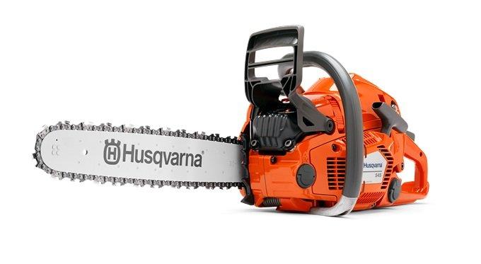 Angebote                                          Motorsägen:                     Husqvarna - 545 Profi-Motorsäge - kurzfristige Aktion (Aktionsangebot!)