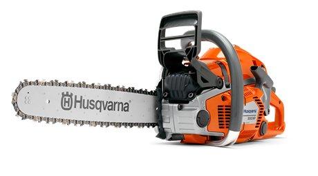 Profisägen:                     Husqvarna - 550 XP