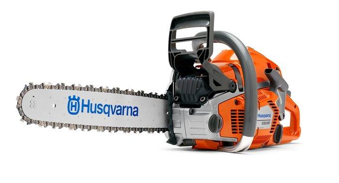 """Profisägen:                     Husqvarna - 550 XP 18"""""""