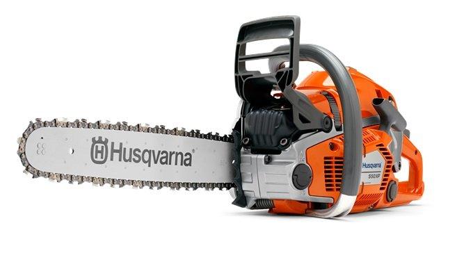 """Angebote                                          Motorsägen:                     Husqvarna - 550 XP®G (15"""") Mark II (Aktionsangebot!)"""