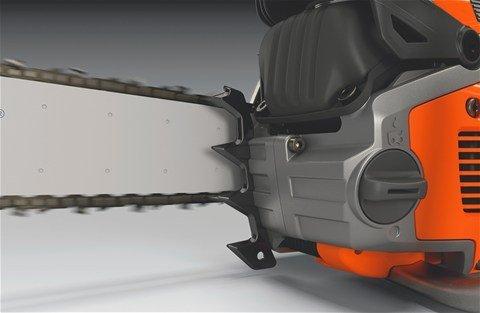 Die RevBoost™ Technologie Sorgt für einen kurzfristigen Leistungsschub zur Steigerung der Kettengeschwindigkeit beim Entasten.