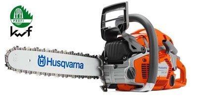 Gebrauchte                                          Motorsägen:                     Husqvarna - 560 XPG Vollprofi-Motorsäge - Vorführ-Neumaschine (gebraucht)