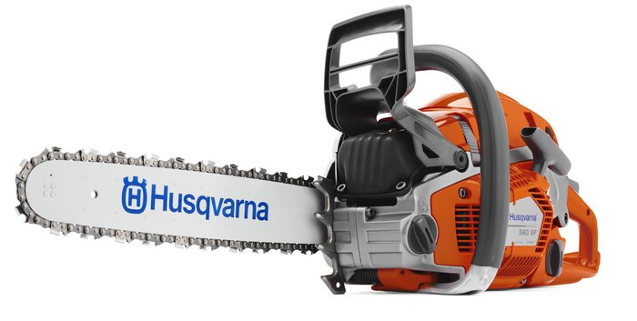 """Angebote                                          Profisägen:                     Husqvarna - 560 XP® (15"""") (Empfehlung!)"""