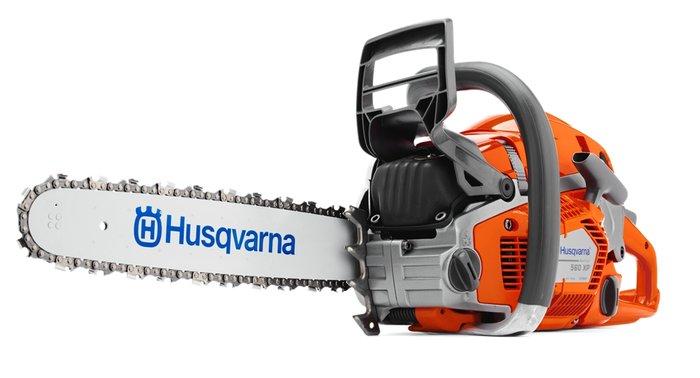 """Angebote                                          Profisägen:                     Husqvarna - 560 XP®G (15"""") (Empfehlung!)"""