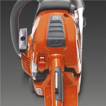 Mit Hilfe der Kraftstoffpumpe können Sie Ihre Maschine auch nach längerer Betriebspause sofort, mühelos und sicher starten