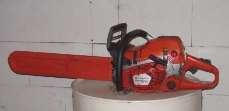 Gebrauchte                                          Profisägen:                     Husqvarna - 562 XG 180022 (gebraucht)
