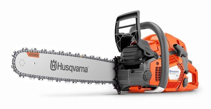 """Profisägen:                     Husqvarna - 565 (18"""")"""