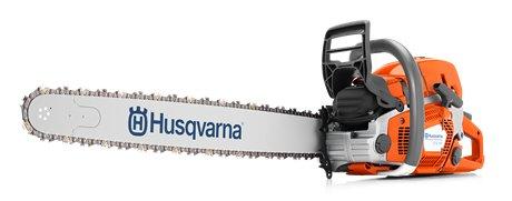 Profisägen:                     Husqvarna - 572 XP