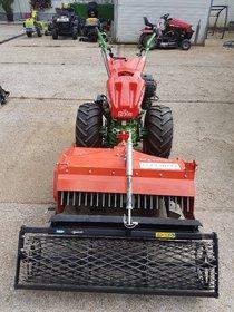 Gebrauchte  Bodenbearbeitungsmaschinen: agria - 5900 (gebraucht)