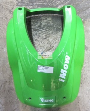 Ersatzteile:                     Viking - 6301 780 2020 Haube Viking iMow MI 422 / MI422P / MI 422 PC