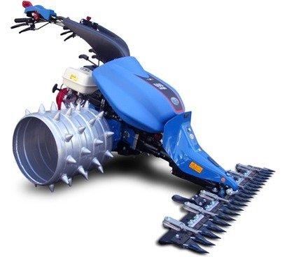 Balkenmäher:                     BCS - 660 HY WS PowerSafe mit Honda GX390 Alps Motor