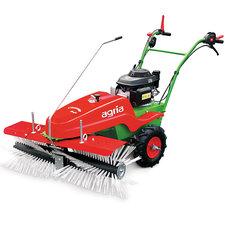Kehrmaschinen: Agria - 7100 Cleanstar comfort (feine Borsten, Preis ohne Triebräder)