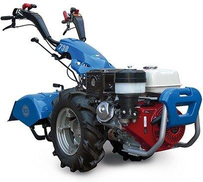 Einachser:                     BCS - 728 PowerSafe mit Honda GX200 Motor