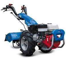 Einachser: BCS - 750 PowerSafe mit Lombardini 3LD510 Motor mit Reversierstarter
