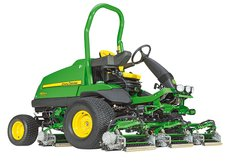 Gartentraktoren: John Deere - 7500A E-Cut Hybrid