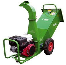 Gartenhäcksler: agria - 7500 TH80-i