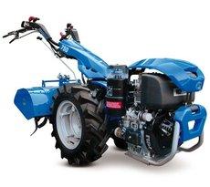 Einachser: 4F - Limpar Radial mit Honda GXV 160 OHV